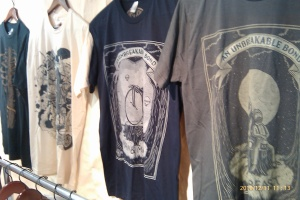 T-shirts at Unique L.A.