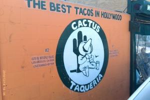 Cactus Taqueria Signage