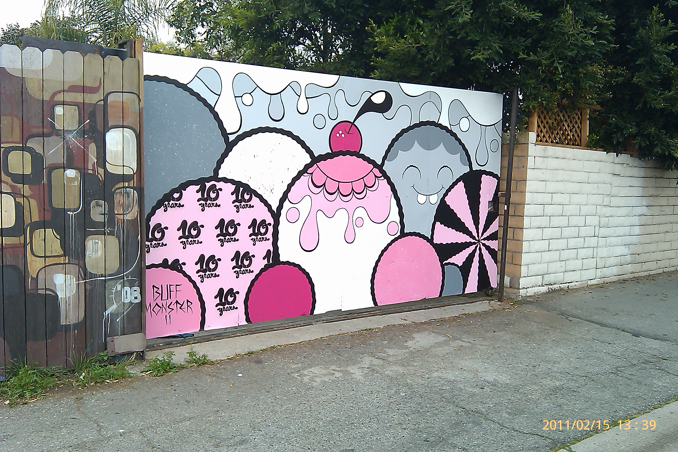 L A The Blog What S Up With Graffiti In Hollywood Los Angeles