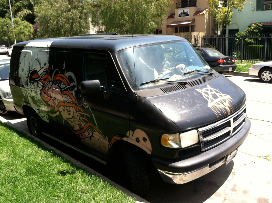 Turbo Lover Van