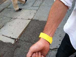 Jubilee Wristband